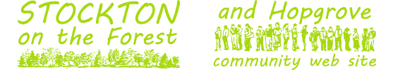 Stockton on the Forest and Hopgrove Community Website Logo